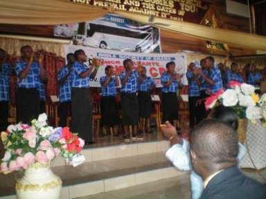 Deaf Youth Choir