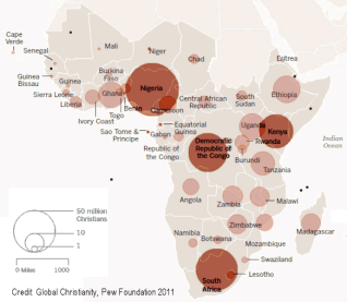 Protestants in Africa
