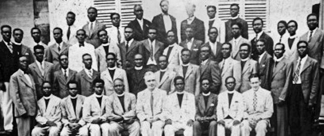 Church of Pentecost Council 1954