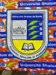 Cloth for the Shalom University of Bunia in the Congo