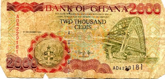 Dollar to cedi forex bureau