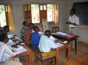 Congolese translator candidates