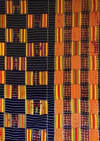 Kente Cloth