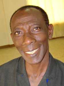 Divine Munukum, one of my Ghanaian colleagues