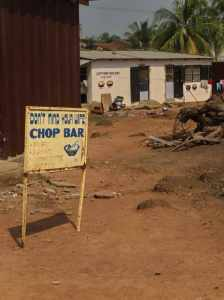 Shop - Don't mind your wife chop bar