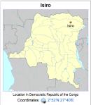 Isiro in Congo