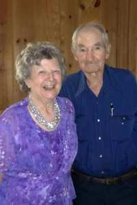 Dayle's parents 65th