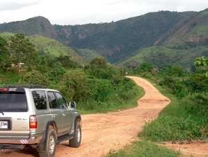 Ghana road 01