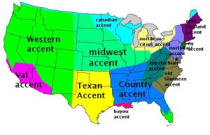 Accents of America