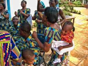 Ghana choir