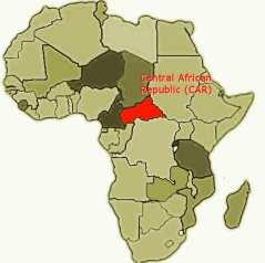 CAR in Africa