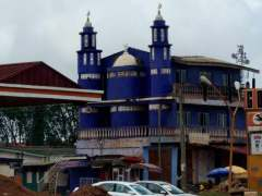 Mosque in Accra