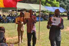 Siwu New Testaments being auctioned
