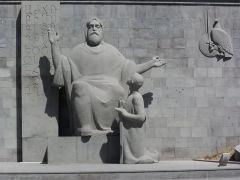 Statue of Mesrop Mashtots