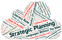 Strategic planning cloud