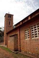 Church in the Mono area