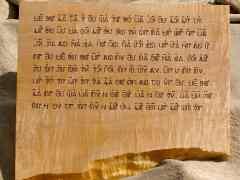 Hmong alphabet