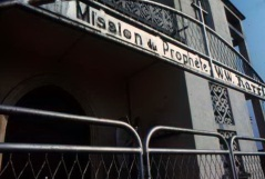 Harrist church hear Abidjan